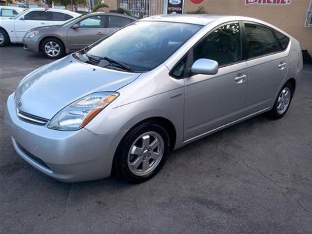 2008 Toyota Prius Hatchback 4DMiles 96562 Color Gray Stock 815647 VIN JTDKB20U887815647