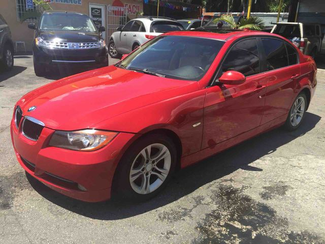2008 BMW 3 Series 328i Sedan 4DAll records in possession Artic cold ac Mint Condition Fully L