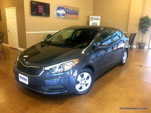 2016 Kia Forte LX Sedan 4DCarfax certified 1 owner great condition We are a 5-star rated dea