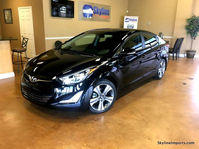 2014 Hyundai Elantra Sport Sedan 4DCarfax certified 1 owner 0 accidents We are a 5-star rate