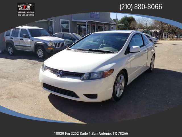 Used Honda Civic Coupe For Sale San Antonio Tx Cargurus