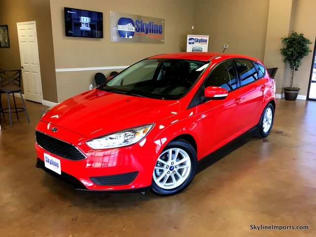 2015 Ford Focus SE Hatchback 4DCarfax certified 1 owner 0 accidents Excellent condition We