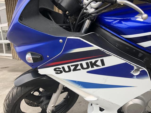 2007 Suzuki GS500F --: Blue 25739 Miles    SS Auto Brokers shipping