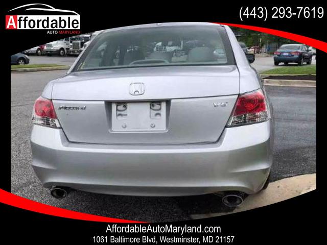 2008 Honda Accord Affordable Auto Maryland Llc
