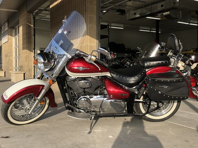 2008 Suzuki C50 --: Red 4415 Miles    SS Auto Brokers shipping