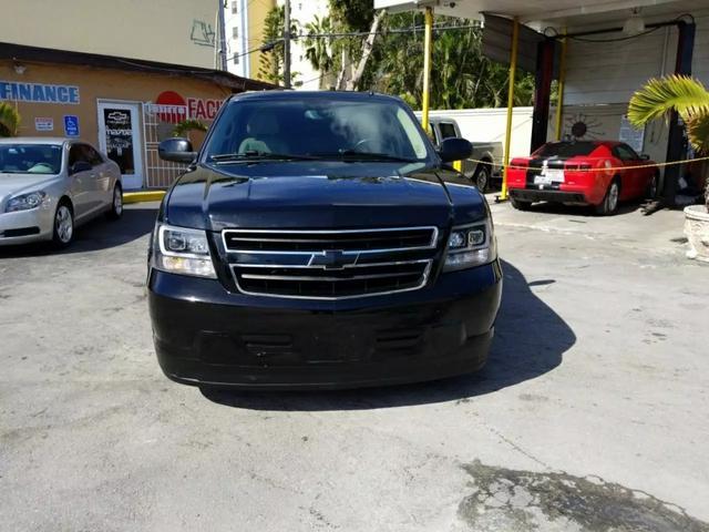 2008 Chevrolet Tahoe Hybrid Sport Utility 4DMiles 176505 Color Black Stock 208313 VIN 1GNFC