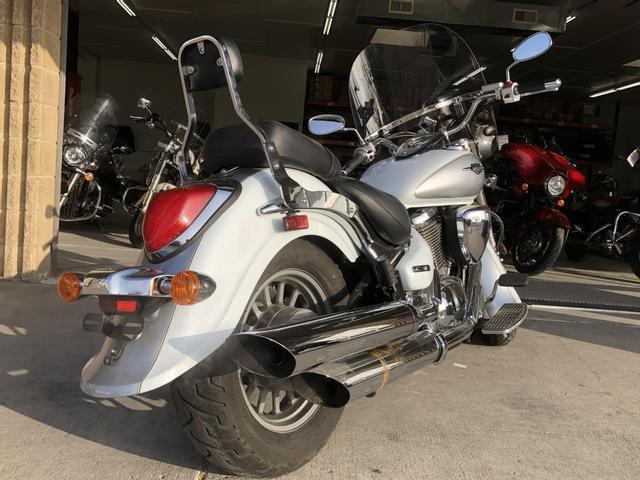 2013 Suzuki Boulevard C50T --: White 4464 Miles    SS Auto Brokers shipping