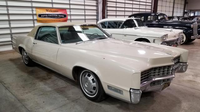 1967 Cadillac Eldorado Auto Passion Team