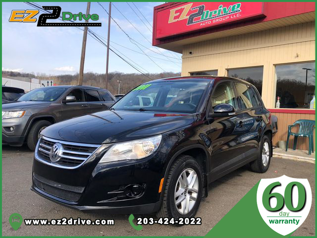 Used Volkswagen Tiguan Danbury Ct
