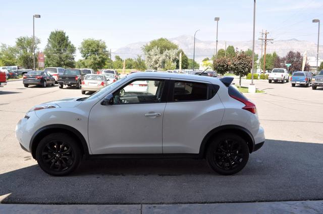 Rogers Auto Sales 2014 Nissan Juke
