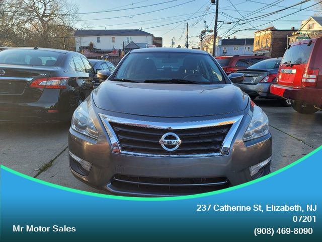 Used Nissan Altima Elizabeth Nj