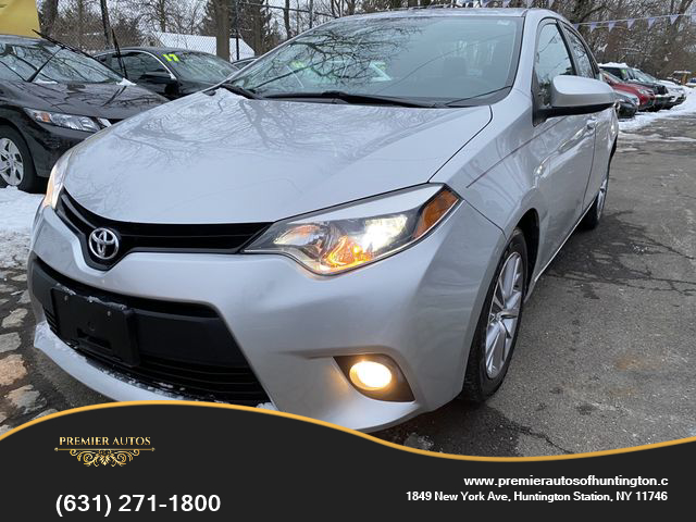 Used Toyota Corolla Huntington Station Ny