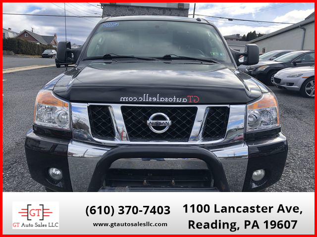 Used Nissan Titan Reading Pa