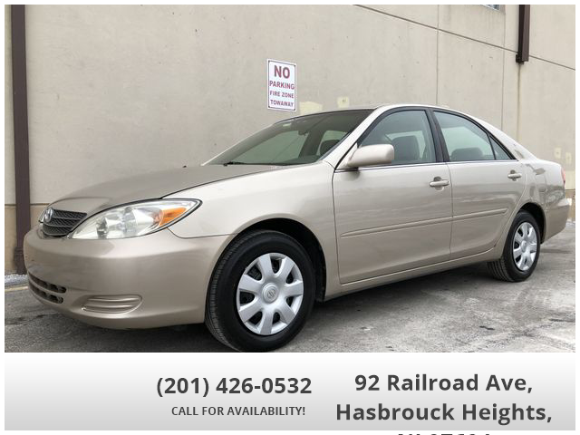 Used Toyota Camry Hasbrouck Heights Nj