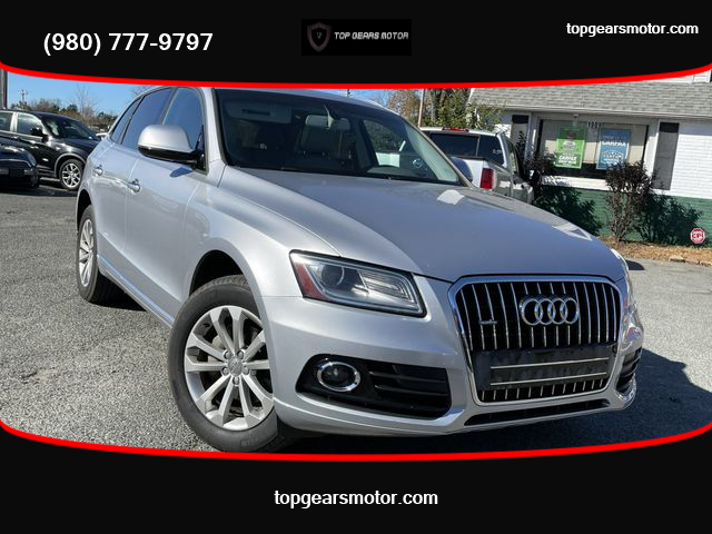 Used Audi Q5 Rock Hill Sc