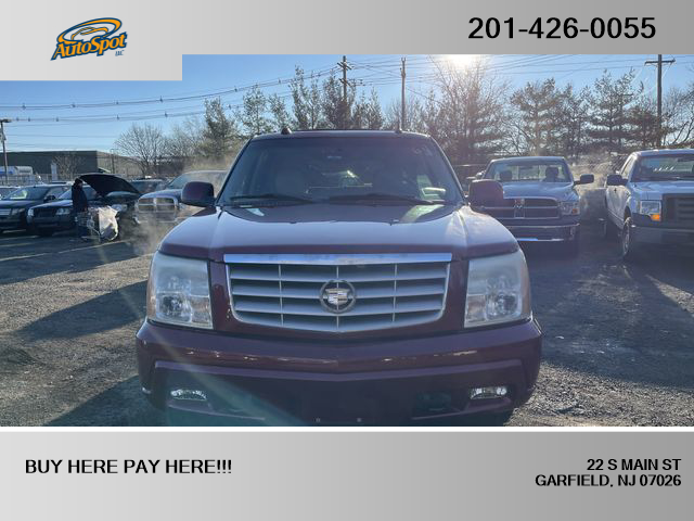 Used Cadillac Escalade Garfield Nj